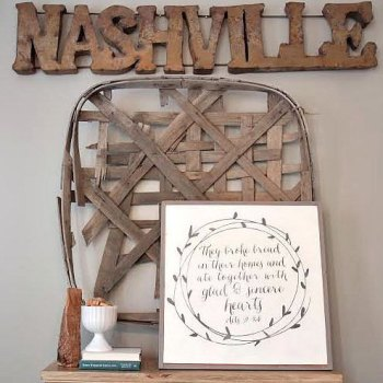 Farmhouse Signs