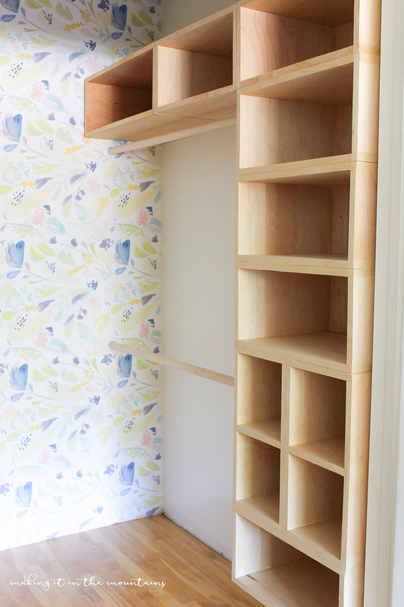 Superieur This Brilliant DIY Custom Closet Organizer Is Not Only Easy To Build, But  Makes Creating