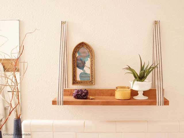 10 Minute DIY Shelf
