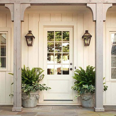 How to Design the Perfect Farmhouse Style Porch
