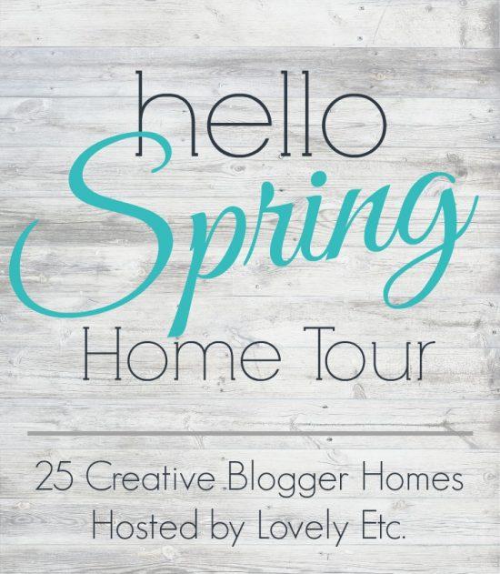 Hello Spring Home Tour 2017