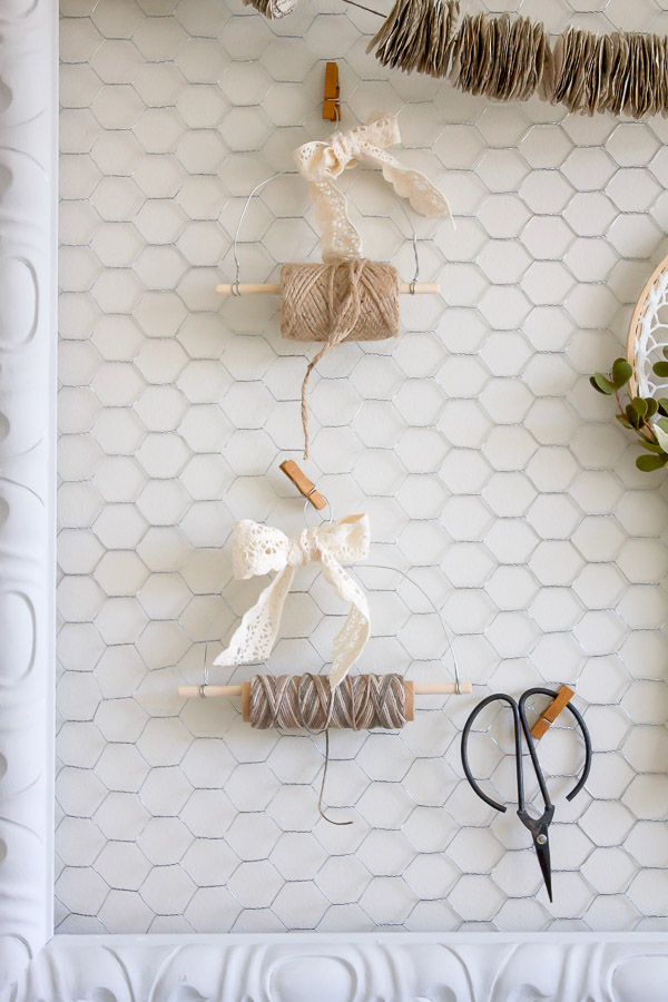 How To Make Your Own Rustic DIY Farmhouse Style Twine