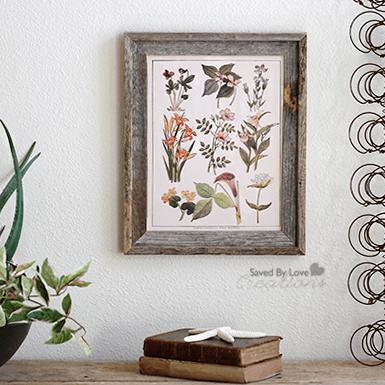 Free Floral Botanical Printable Art