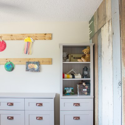 Back to Basics: How to Easily Display your Children's Artwork