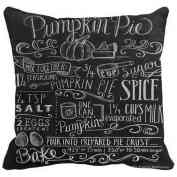Pumpkin Pie Pillow