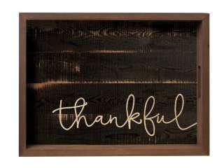 Thankful Tray