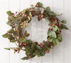 Farmhouse Style Fall Wreaths