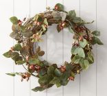Farmhouse Style Fall Wreaths