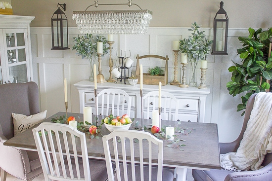 A Farmhouse Fall Home Tour