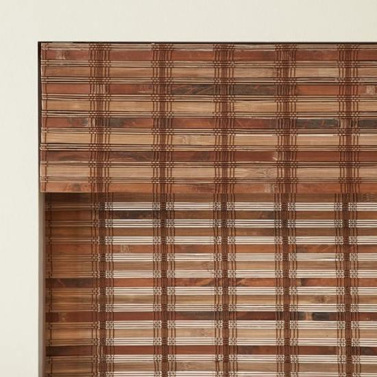 Woven Bamboo Blackout Blind