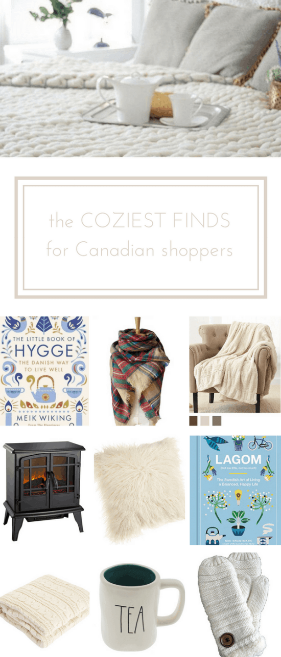 The best cozy finds for online shoppers in Canada   www.makingitinthemountains.com