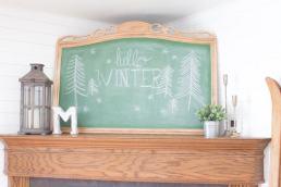 15 Winter Decor Ideas