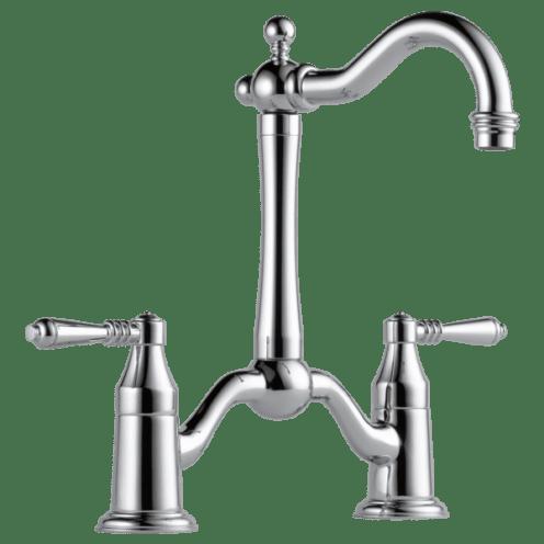 Chrome Farmhouse Faucet
