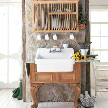 Country Kitchen Sink