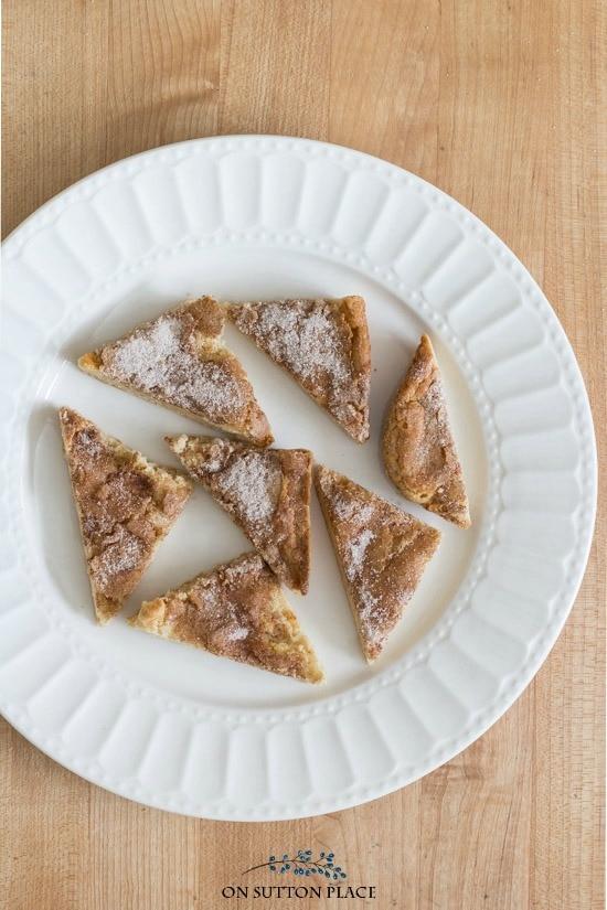 Cinnamon Crunch Bars