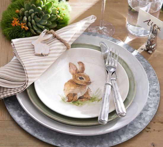 Easter Dinnerware | https://rstyle.me/n/cy7jadbz687