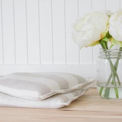 Farmhouse Home: How to Make a Reusable Hot + Cold Rice Bag