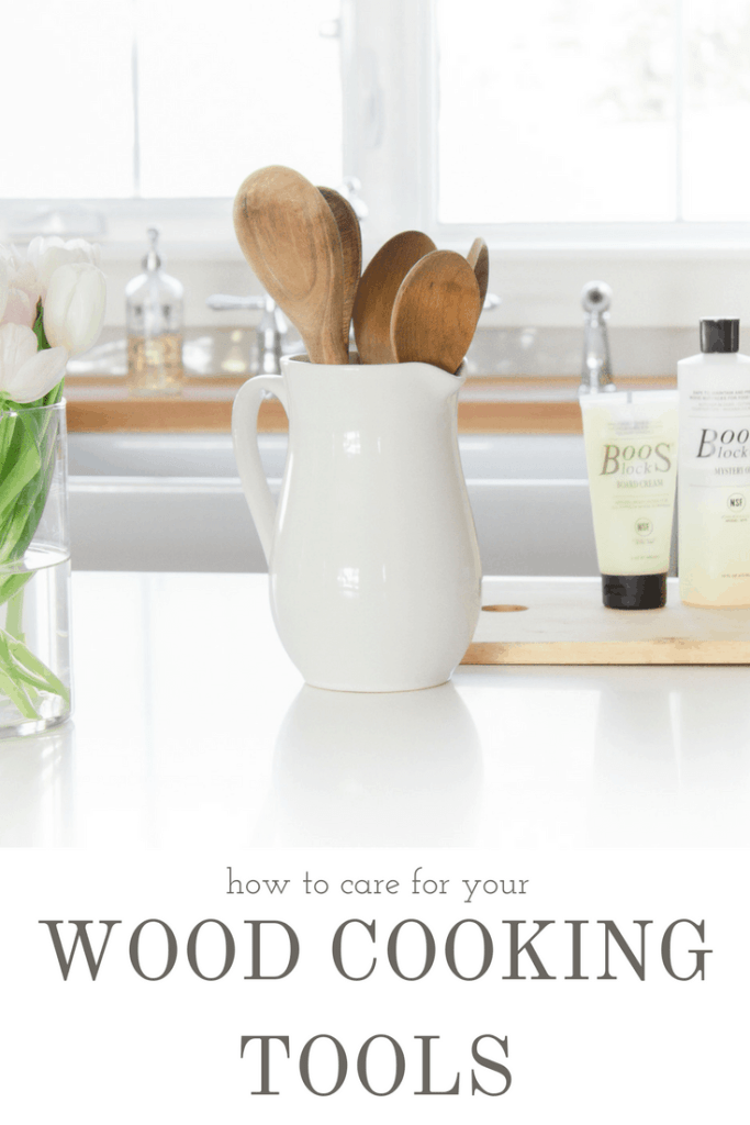 wood cooking tools