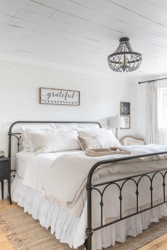Farmhouse Fall Decorating Ideas Cozy Farmhouse Fall Bedroom Tour Making It In The Mountains