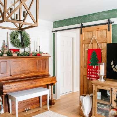 Nostalgic Christmas Decor for the Holidays