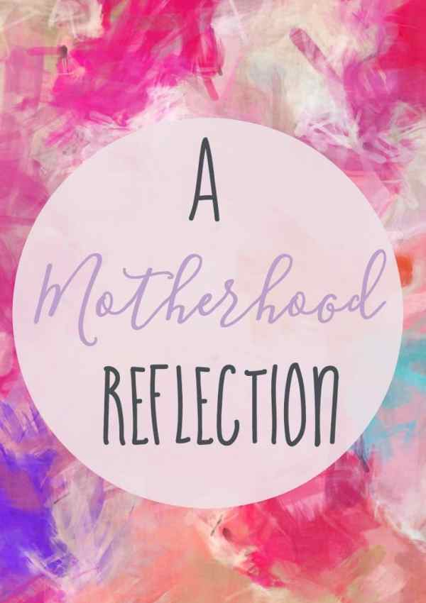 Motherhood: An Easter Reflection on Holiness