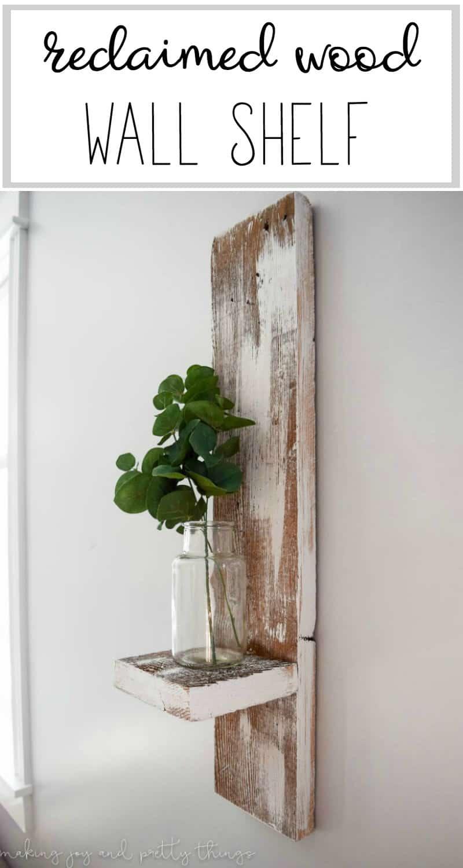 DIY | Farmhouse Style | Fixer Upper | DIY Ideas | Rustic | Gallery Wall | Reclaimed Wood | Barnwood | Farmhouse Decor | DIY ideas