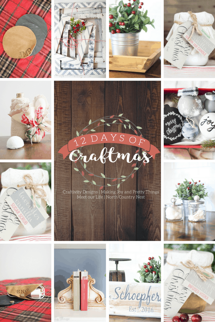 12 Days of Craftmas | DIY Gifts | Crafty Gifts | Christmas Gifts DIY | Gift Ideas | DIY Christmas Gifts