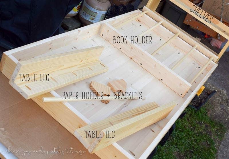 Diy Kids Craft Table 2