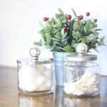 7th Day of Craftmas – Rustic Bathroom Container