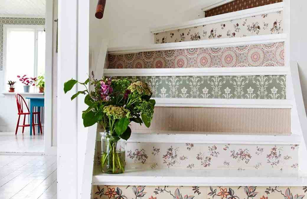 6 Fun and Unique Ways to Use Wallpaper in Your Home