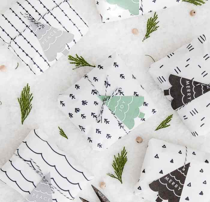 15+ Free Printable Christmas Gift Tags