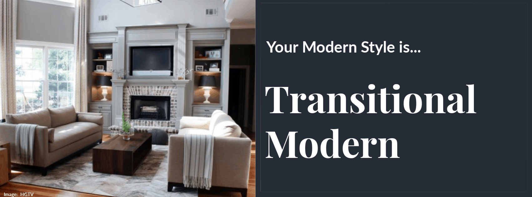Transitional Modern Making Joy And Pretty Things