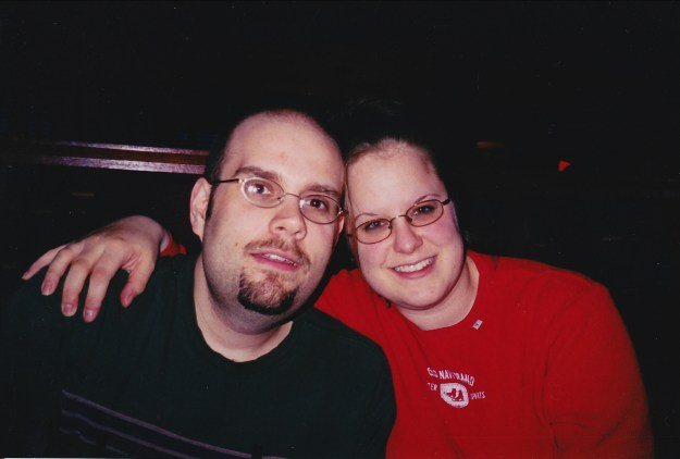Taken on Ren's 29th birthday, just shy of two years before her MS symptoms first presented.