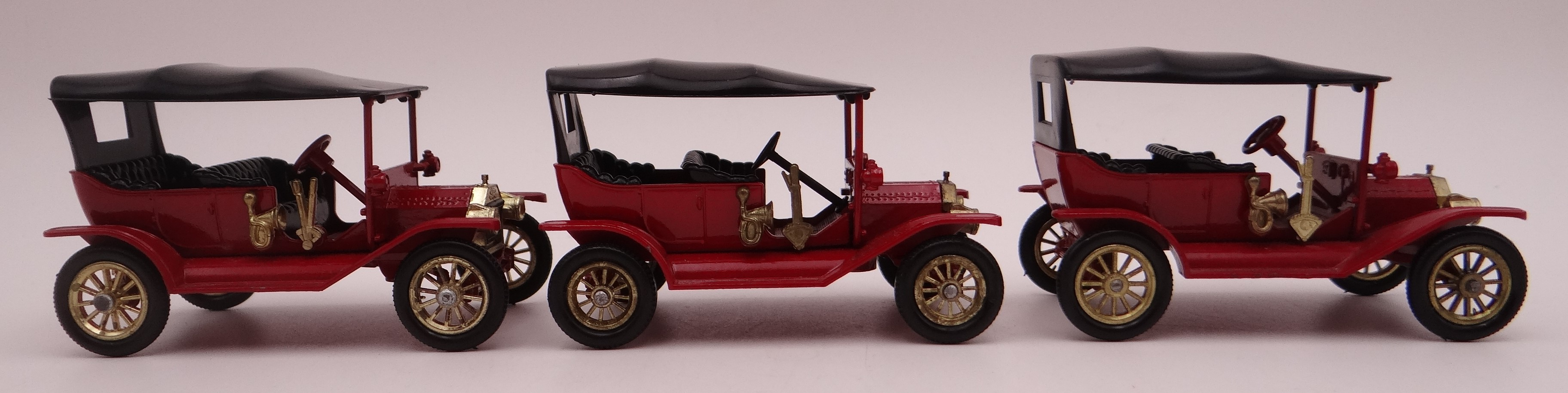 Y1-2 Ford 1911 Model T , Matchbox, Models of Yesteryear, Y1-2, Model T