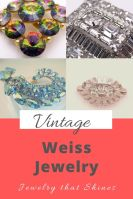 Weiss Jewelry - A Costume Jewelry Maker that Shines