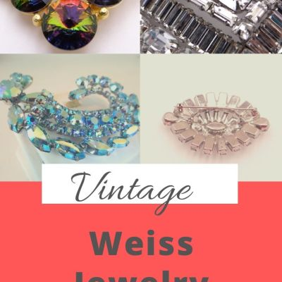 Weiss Jewelry – A Costume Jewelry Maker that Shines