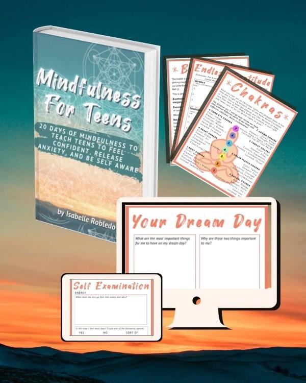 Mindfulness For Teens Workbook