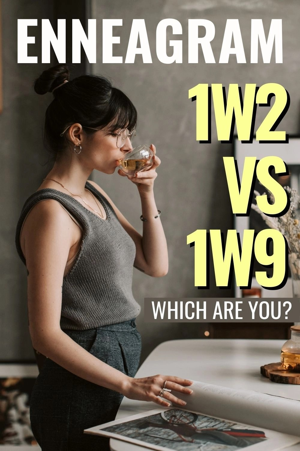 Enneagram 1w2 vs 1w9 Which Are You?