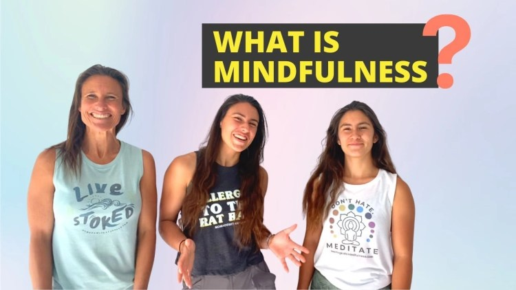 What Is Mindfulness Youtube Channel