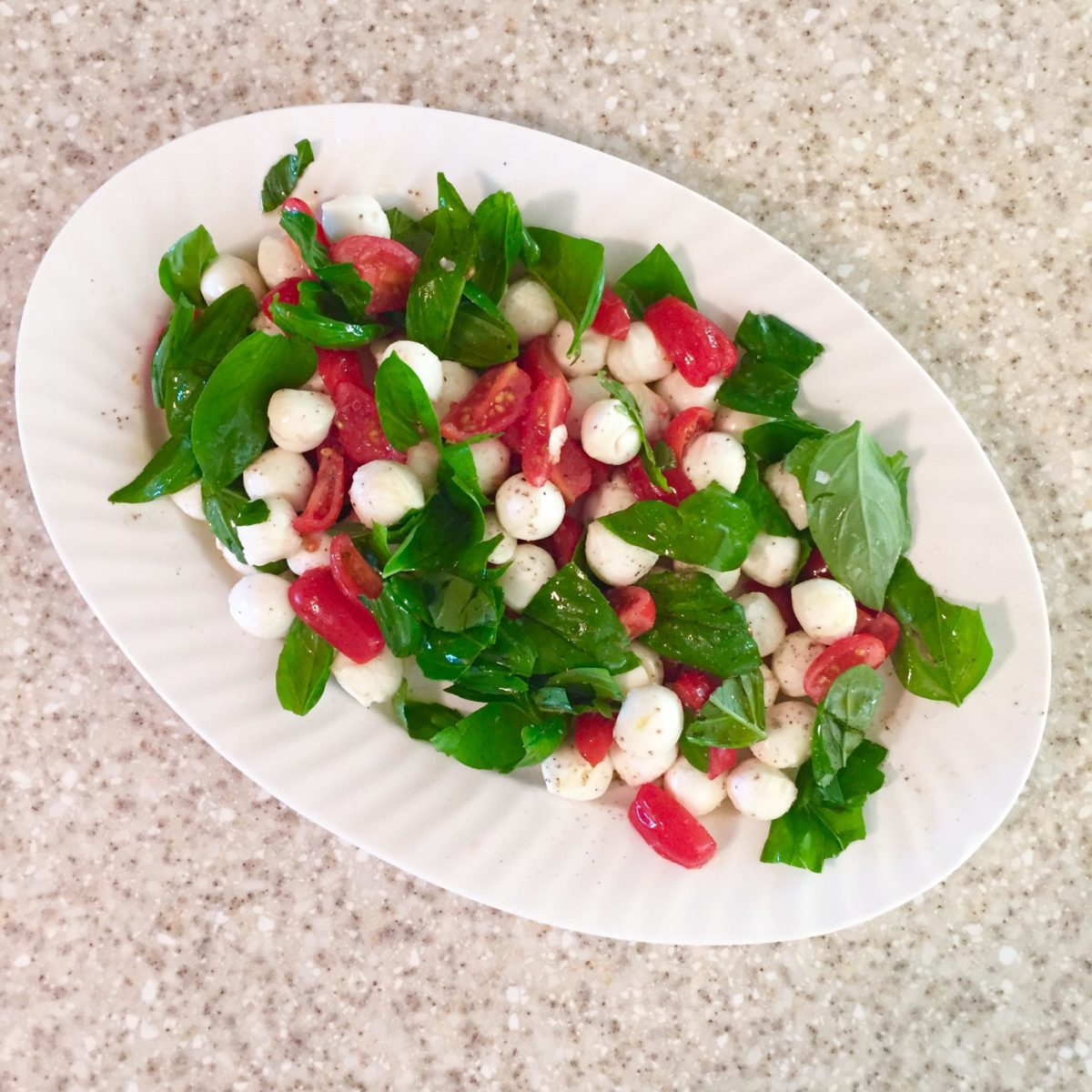 recipes with fresh basil in them