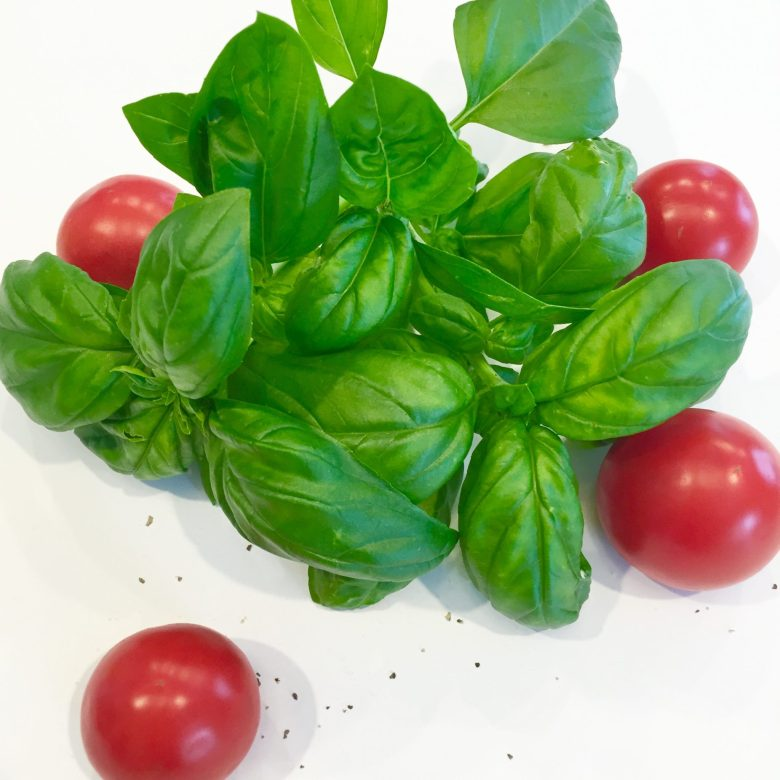 cooking with fresh basil recipes