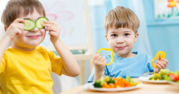 Vegetables for Kids: The Truth About How I Get My Kids to Eat More Veggies