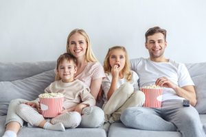 Simple Ways to Have the Best Family Movie Night