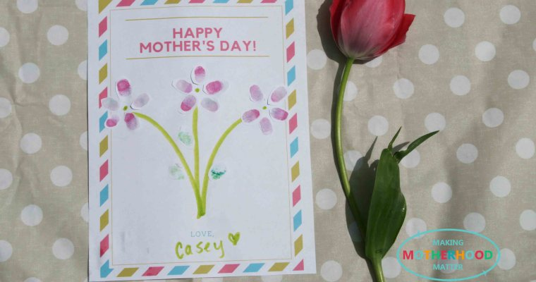 Easy Mothers day craft ideas for preschoolers that will make you go Aww!