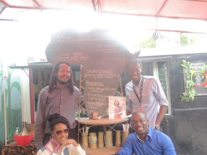 Stephen, Emprezz, Ayobami and myself!