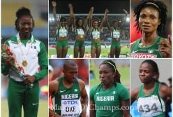 Nigeria's Top 12 Athletes in 2015 (Part II)