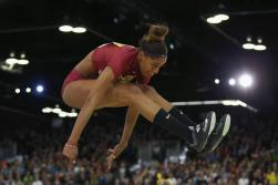 Rojas upstages Ibarguen as Stefanidi sails to WL at Rome Diamond League