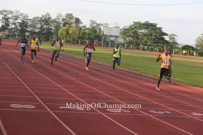 Rio 2016 Olympics, 2016 AAC, Akure Golden League