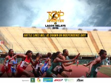 Image result for Mercy Moses 2016 edition of the Top Sprinter and Lagos Relay Championship