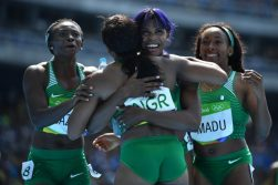 Team Nigeria day-by-day guide at the World Championships in London